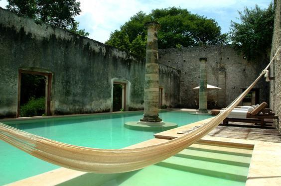 Hotels in playa del carmen  : Hacienda Uayamon