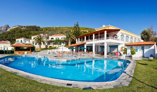 Hotels in samos  : Hotel Arion