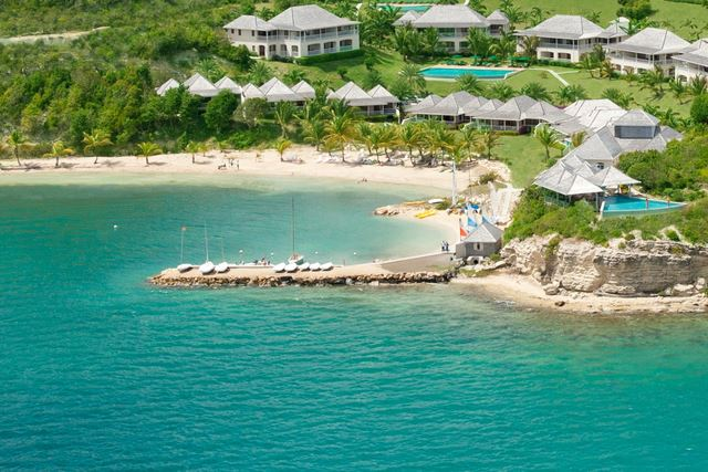 Hotels in antigua  : Nonsuch Bay