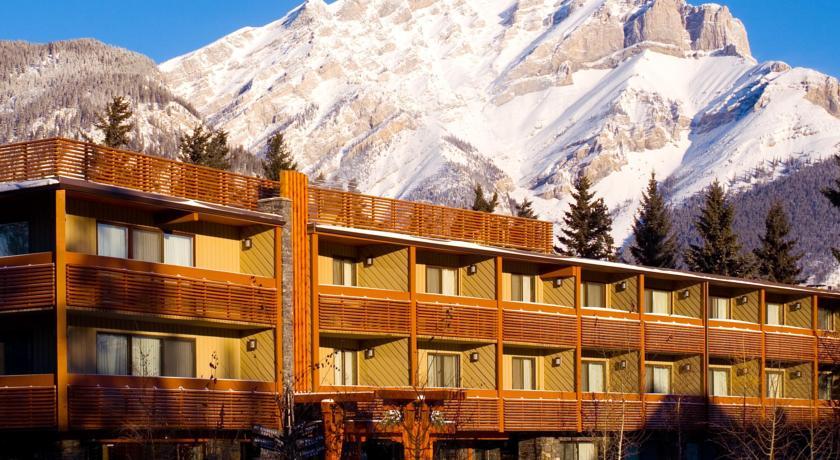 Hotels in banff  : Aspen Lodge Banff