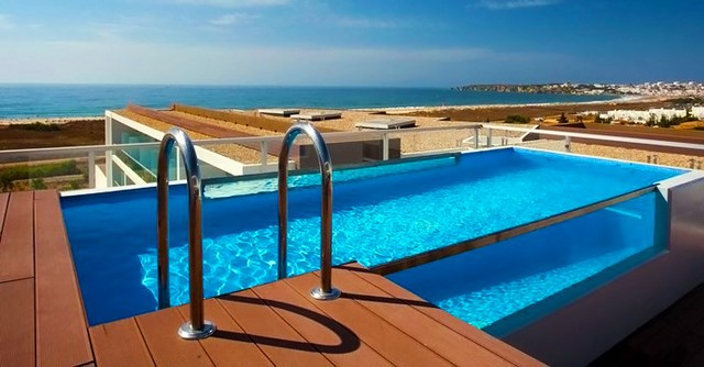Hotels in the algarve  : Yellow Meia Praia