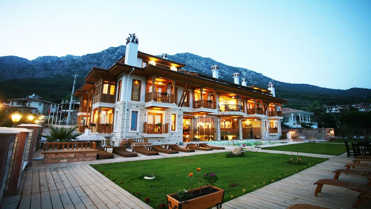 Hotels in gokova  : Kerme Ottoman Palace