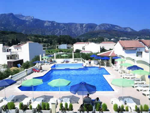 Hotels in samos: Athena Beach Hotel