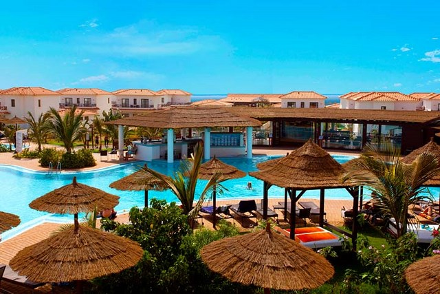 Hotels in sal  : Melia Tortuga Beach & Spa