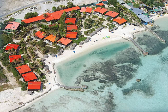 Hotels in bonaire  : Sorobon Beach Hotel