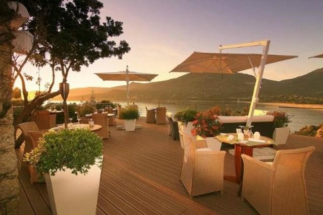 Hotels in corsica  : Miramar Boutique Hotel