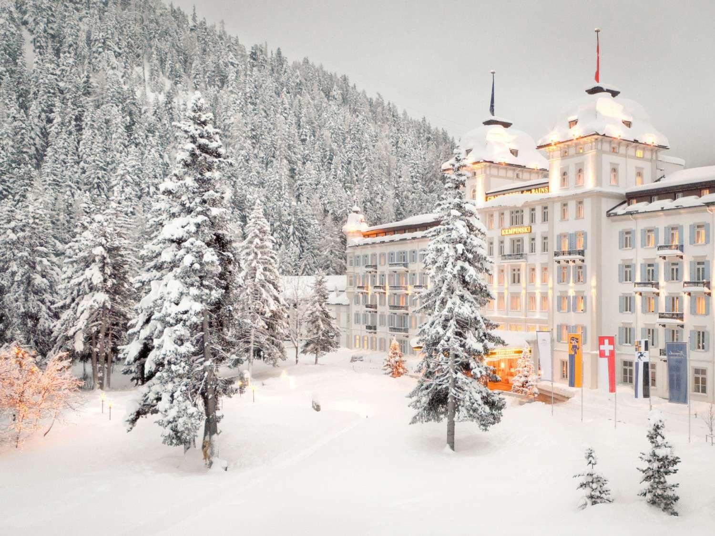 Hotels in st moritz  : Kempinski Hotel St Moritz