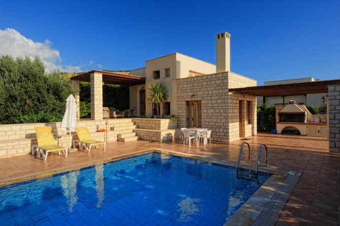 Hotels in crete  : Palekastro Villas