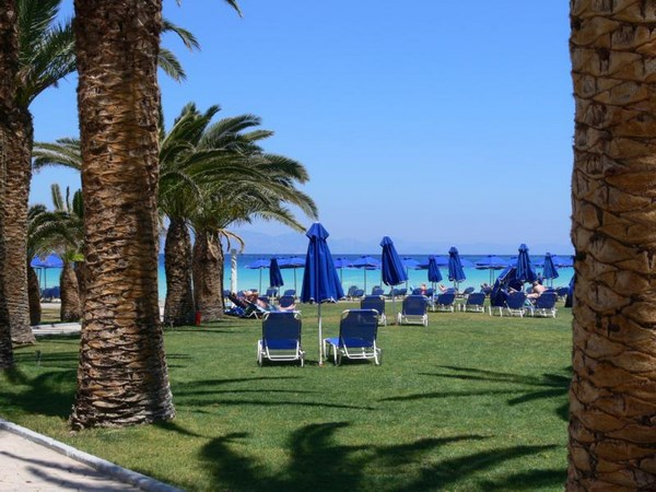 Hotels in rhodes (kremasti)  : Blue Horizon